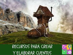ORDENANDO MI CAJON DESASTRE: RECURSOS PARA CREAR Y ELABORAR CUENTOS