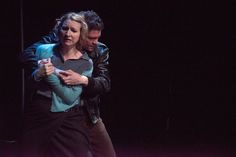 Powerful work by Anna Olson Nugent and Paul Nugent in Seamus Scanlon's The Long Wet Grass. Producer: Nancy Manocherian. Photo: Sulei https://www.facebook.com/thelongwetgrass/photos/a.413218355470426.1073741827.413214922137436/979986942126895/?type=3&theater