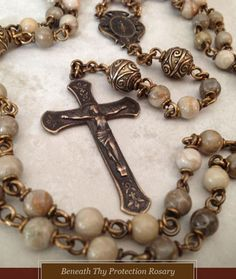All Beautiful Catholic Beads: Rosaries now for sale