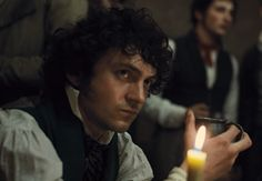 also this is grantaire's jealous face when enjolras is paying attention to marius and not him