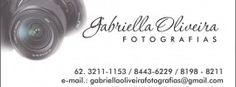 Gabriella Oliveira Fotografias