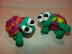 BABY Turtle Tutorial by Feelin' Spiffy (SO CUTE!~RMK)