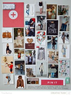 Pin It by lifelovepaper at @Abigail Phillips Mounier Calico