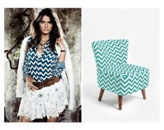 Mooi-Hip-Cool: Fashion vs interior