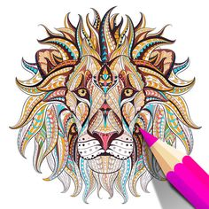 Download IPA / APK of Coloring Book for Adults  Color Therapy Pages for Free - http://ipapkfree.download/12759/