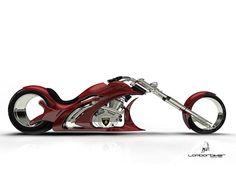 Lamborbiker Concept by Flavio Adriani - - Bikes, Hot Rods, Frisuren, Hairstyles und Kunst präsentiert von www.friseuragent.d