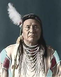 Chief Joseph – 1900