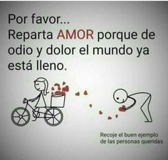 Por favor reparta amor Fun Facts, Reflection, Self, In This Moment, Comics, Quotes, Fictional Characters, Spanish, Meditation