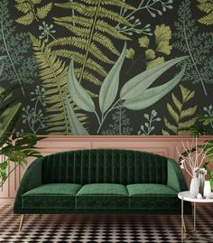 Wallpaper Wild Flora 138 Wallpaper Classic Wallpaper Removable Wallpaper Peel And Stick Wallpaper Self Adhesive Wallpaper Wallpaper Wild Flora 138 Wallpaper Classic Wallpaper Etsy