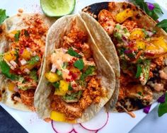 Up your protein game with this 10-minute spicy vegan taco recipe