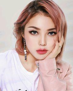 korean makeup – Hot topics, interesting posts and up to date news Makeup Trends, Makeup Inspo, Makeup Inspiration, Beauty Makeup, Hair Makeup, Hair Beauty, Korean Makeup Tips, Korean Makeup Look, Korean Makeup Tutorials