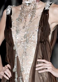 130186: Christian Lacroix Haute Couture Fall 2005