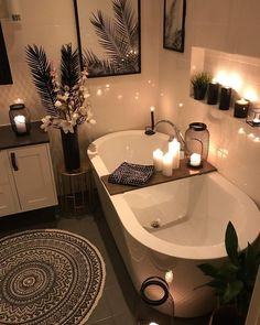 Home Interior Design - Cozy Bathroom # .- Home Interior Design – Gemütliches Badezimmer Home interior design – cozy bathroom - Tree Interior, Decor Interior Design, Interior Decorating, Decorating Ideas, Interior Designing, Home Decor Ideas, Gypsy Decorating, Cosy Interior, Interior Office