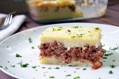 Similar to the Shepherd's Pie, Madalena is a traditional Brazilian recipe and it is usually served with rice and beans on the side.