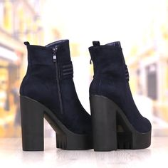 Botine Dama Bleomarin Cu Toc Cod: 233p Peep Toe, Booty, Shoes, Fashion, Moda, Swag, Zapatos, Shoes Outlet, Fashion Styles