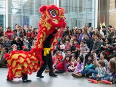 Lunar New Year Celebration Museum of Fine Arts Boston FREE