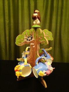 Winnie the Pooh mug set