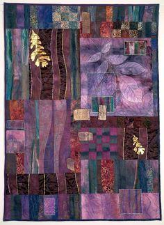 an art quilt by Diane Bielak