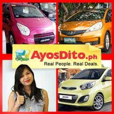 Over Ayos buyers are looking for pre-loved cars on AyosDito. Sell yours now. New And Used Cars, Real People, Cars And Motorcycles, Cars For Sale, Philippines, Buy And Sell, Cars For Sell