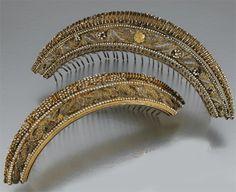 Peigne Josephine   Barbaraanne's Hair Comb Blog