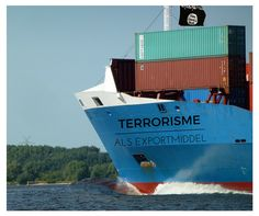 Terrorisme Als Exportmiddel En De Wereld Kijkt Toe