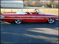 G154 1963 Ford Galaxie 500 Convertible Photo 2