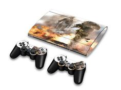 Skin Super Slim 4000 - Call of Duty: Modern Warfare 2 Modern Warfare, Call Of Duty, Ps3, Slim