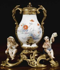 Meissen Porcelain, 1745 (Erdinç Bakla archive)
