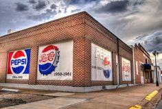 Pepsi by JewelsMari, via Flickr  Marysville,Ks