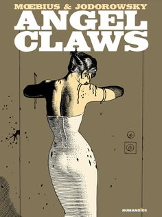 Angel Claws - Coffee Table Book Moebius & Jodorowsky in Books, Comics & Magazines, Comics, European Comics | eBay