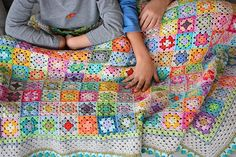 10 colouring tips to make your Bloom blanket rock – CrochetObjet by MoMalron