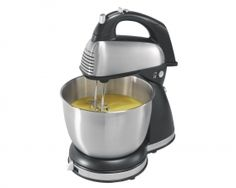 Hamilton Beach 64650 Classic Stand Mixer, Stainless Steel: Something that combines the functions of a hand mixer and a kitchenaid for way less? Pedestal, Small Appliances, Kitchen Appliances, Best Stand Mixer, Stand Mixers, Beach Kitchens, Stainless Steel Bowl, Stainless Kitchen, Kitchen Mixer