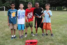 Flying Objects Camp 2014