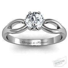 Out of all promise rings, this is my favorite. I would die if I got this for my 21st birthday..
