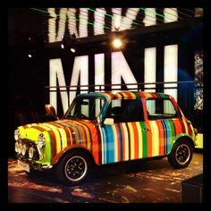 Mini Paul Smith