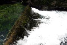 Het water in rivier Sorgue stroomt snel Provence, Water, Outdoor, Gripe Water, Outdoors, Outdoor Games, The Great Outdoors, Aix En Provence