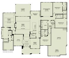 Custom home floor plans and prices