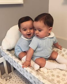 One more from today 🐭🐭 . Cute Baby Twins, Twin Baby Boys, Cute Asian Babies, Cute Little Baby, Twin Babies, Baby Kids, Baby Images, Baby Pictures, Foster Baby