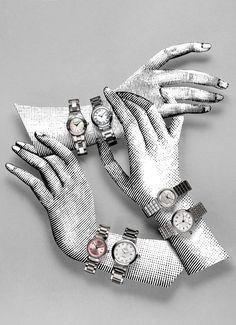David Newton / Print + Watches.