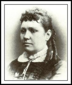 """Alice Ivers Tubbs, better known as """"Poker  Alice""""…perhaps the best known female poker player in the Old West."""