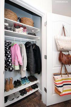 16 Reader Space: Crazy for this Coat Closet