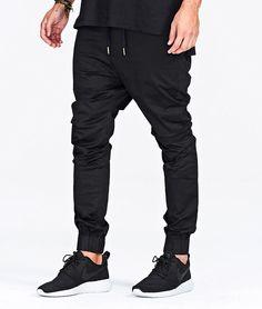 Men Drop Crotch Joggers Pants- -zanerobe style Dropshots pants Cheap!! 22.9USD