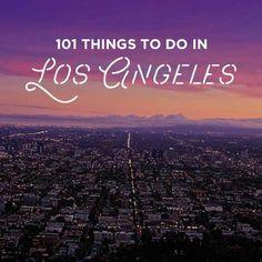 Ultimate LA Bucket List - 101 Things to Do in Los Angeles // localadventurer.com
