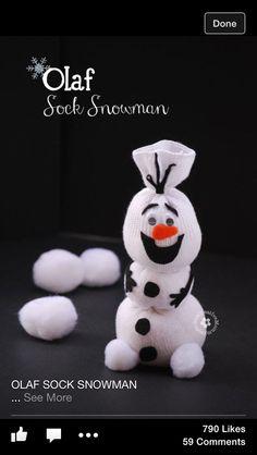 Olaf the Sockman