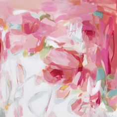 christina baker: The Romantic Color of Pink