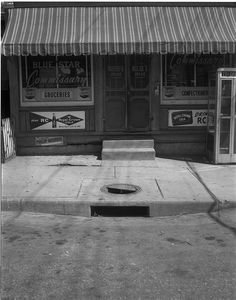 Blue Star Commissary, 2000 West Moore Street by The Library of Virginia, via Flickr