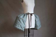 Polka Dot 18th Century Pocket Panniers by RachelKerbyCouture, $180.00