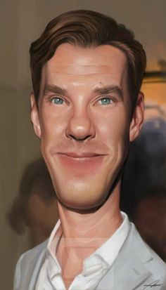 Benedict Cumberbatch by Angineer Ang, Seoul, South Korea