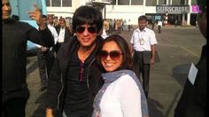 Shahrukh Khan the only celebrity to know about Rani Mukerji-Aditya Chopr...