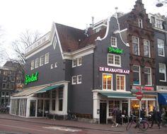 Eet en Bierencafé De Brabantse Aap, Spui, Amsterdam.